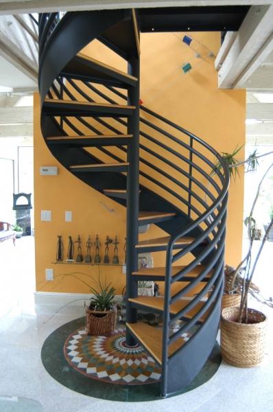 Винтовая лестница Тип 13