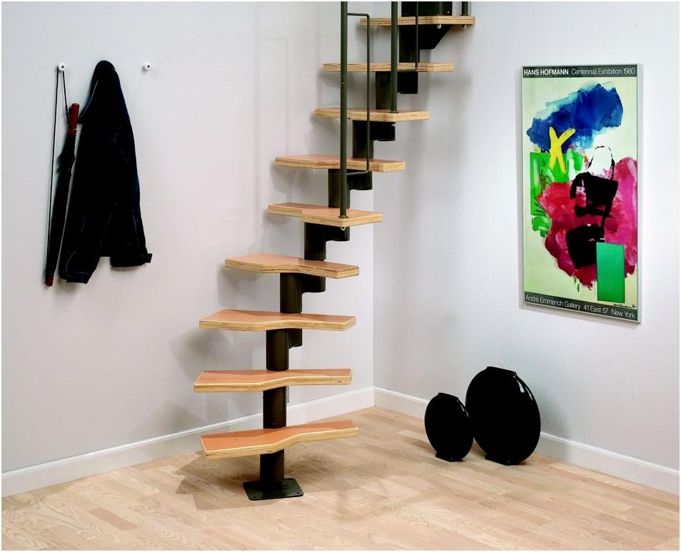 Винтовая лестница Тип 19