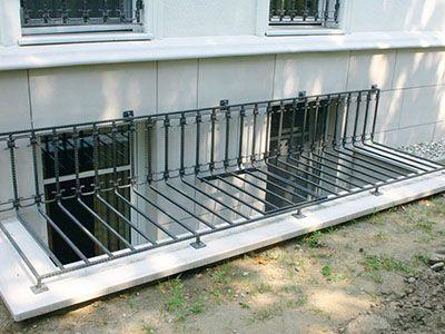 Решетки для цокольного этажа